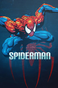 720x1280 The Spiderman 4k
