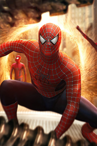 240x400 The Spiderverse 8k