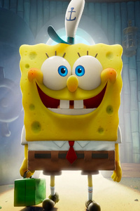 2160x3840 The SpongeBob Movie Sponge On The Run 2020 4k