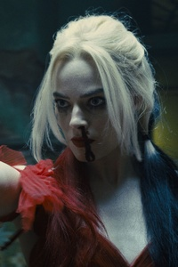 The Suicide Squad Harley Quinn Margot Robbie