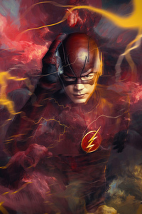 2160x3840 The Super Flash 4k