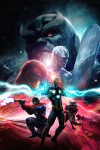 320x480 The Thanos Imperative