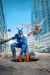 540x960 The Tick Season 2 Amazon
