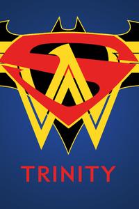 The Trinity Logo 4k