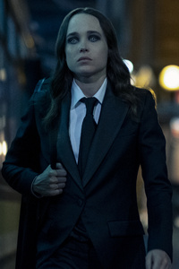 The Umbrella Academy Ellen Page