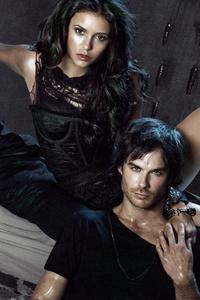 The Vampire Diaries 5k