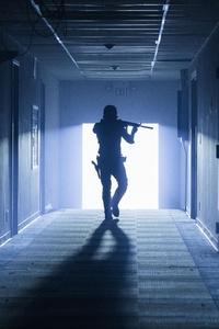 1280x2120 The Walking Dead Andrew Licnon 4k