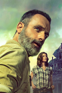 480x800 The Walking Dead Season 9 2018