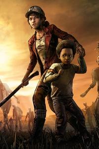 The Walking Dead The Final Season 4k