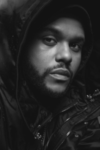 640x1136 The Weeknd 2018 Monochrome 5k
