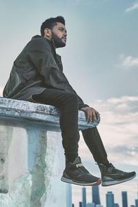 The Weeknd Puma X 2018