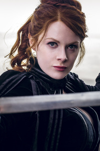 The Widow In Into The Badlands