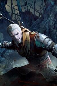 2160x3840 The Witcher 3 Wild Hunt 4k