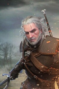 The Witcher 3 Wild Hunt Artwork