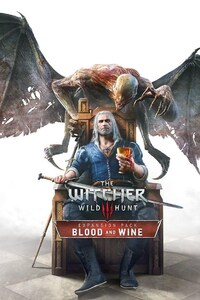 The Witcher 3 Wild Hunt DLC Blood And Vine