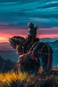 The Witcher 3 Wild Hunt Fanart