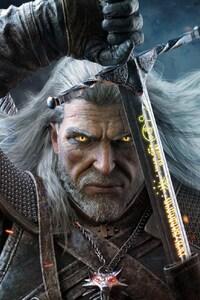 The Witcher 3 Wild Hunt Geralt Of Rivia