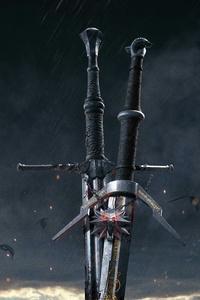 The Witcher 3 Wild Hunt Sword 10k