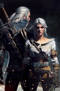 800x1280 The Witcher 3