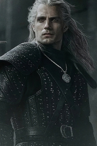 The Witcher Henry Cavill 2020