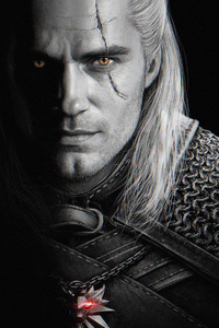The Witcher Henry Cavill 4k New
