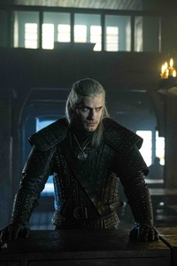 The Witcher Henry Cavill 5k