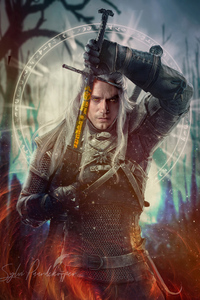 1080x1920 The Witcher Tv Series