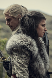 The Witcher Tv Show 5k 2020