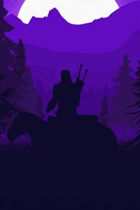 1440x2960 The Witcher Wild Hunt 5k