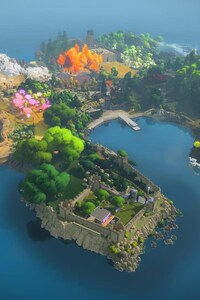 1280x2120 The Witness PC Game
