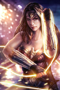 640x960 The Wonder Woman 2020
