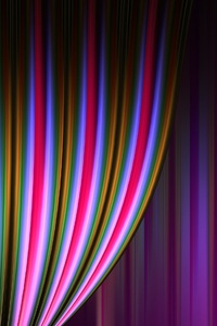 1280x2120 Theater Curtain Cinema Abstract
