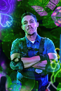 1440x2960 Theo Rossi As Burt Cummings In Army Of The Dead Character Poster 5k