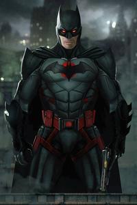750x1334 Thomas Wayne Batman 5k