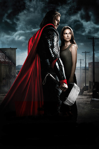 1440x2560 Thor And Jane Foster