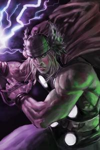 Thor Artwork 4k