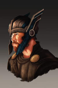 Thor Artwork HD