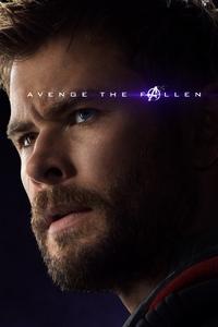 Thor Avengers Endgame 2019 Poster