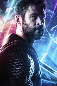 Thor Avengers Endgame 4k New