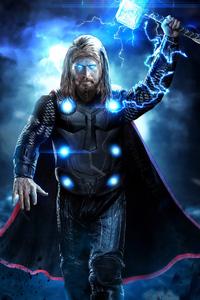 Thor Avengers Endgame Full Power