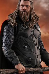 720x1280 Thor Avengers Endgame Thunder