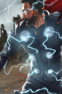 Thor Avengers Infinitywar