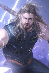 360x640 Thor Beard Hammer