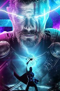 Thor Behance Art