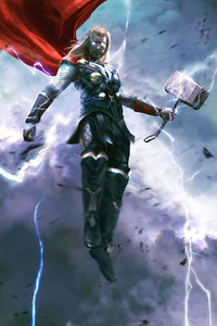 720x1280 Thor Coming 2020