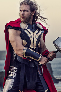 Thor Cosplay 5k