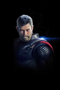 720x1280 Thor Dark 4k