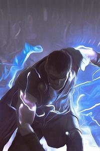 Thor God Of Thunder 4K Art