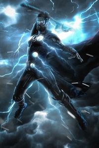 Thor God Of Thunder Art