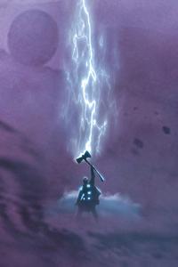 Thor God Of Thunder New Art